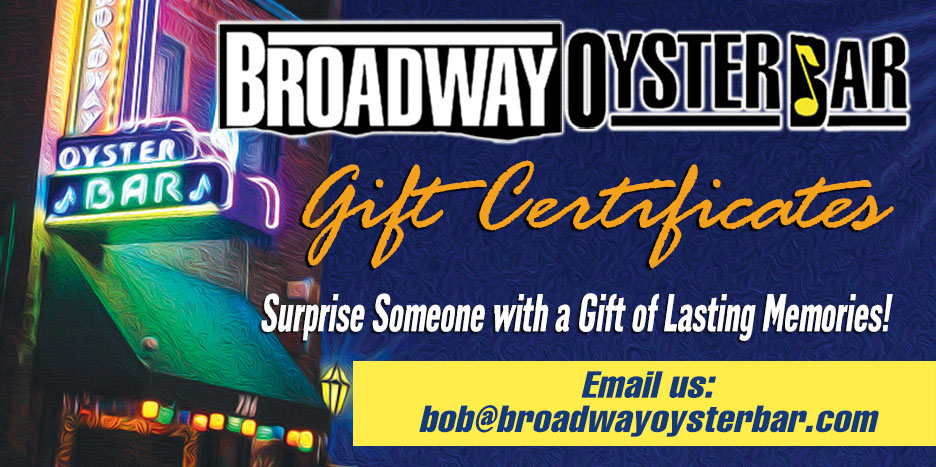 broadway-oyster-bar-gift certificates